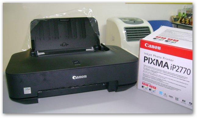 Resetter Printer Canon IP2770 V3400