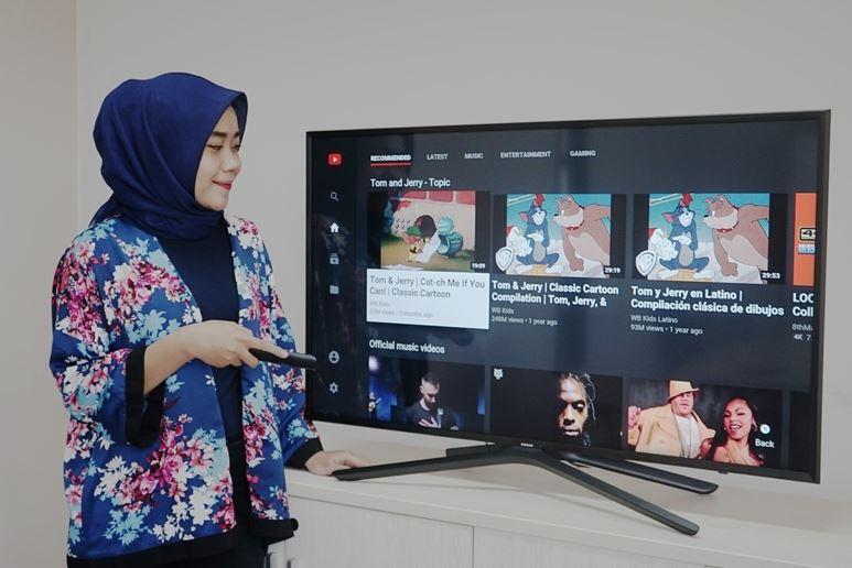 Cara Setting Kode Remot Tv Samsung Tabung Dan Led Fifa Tekno