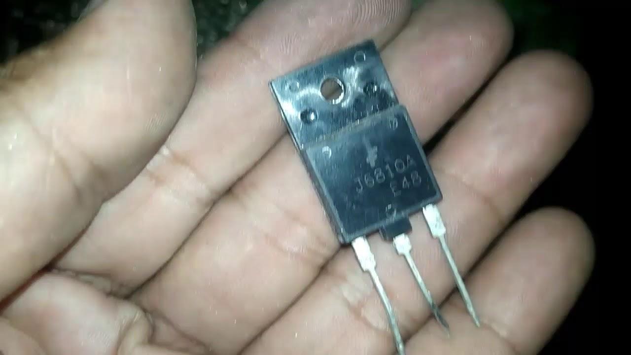 Transistor Horizontal