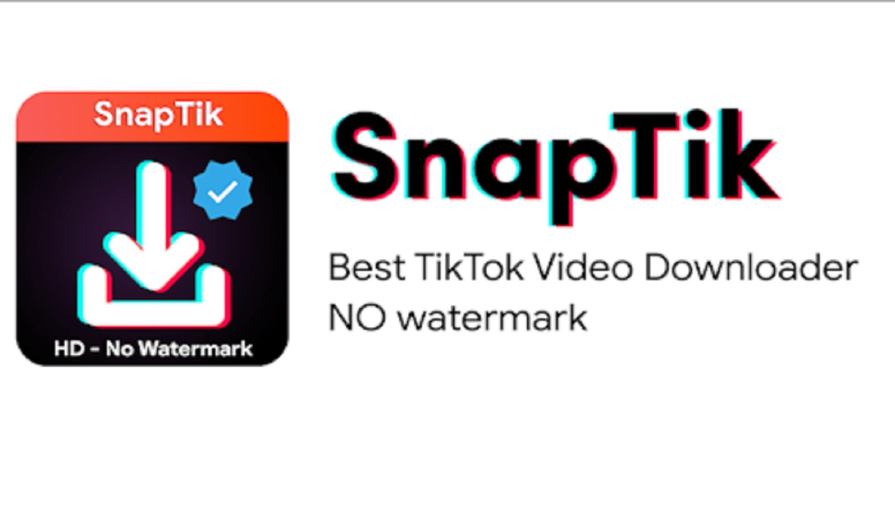 SnapTik Download Video TikTok